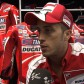 Hayden and Dovizioso recall last-corner fight