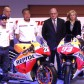 Repsol Honda unveils new livery and 2013 line-up in Madrid