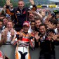 Marquez makes it nine wins from nine after hectic race start