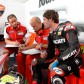 Crutchlow and Dovizioso satisfied with results