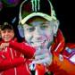Rossi é assunto a nível mundial no seu dia de anos