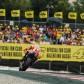 Rossi muestra progresos, Hayden se ve lastrado por un problema con la mano