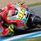 Ducati veut réduire l'écart après une journée compliquée