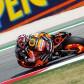 Márquez sigue al frente en la segunda sesión libre de Moto2