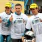 チーム・アスパル、通算200度目の表彰台獲得