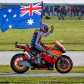 Stoner named as the 20th MotoGP™ Legend