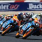 Bagnaia, Torres, Silva and Araujo, triumphant in a great day of racing at Albacete