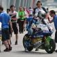 Barberá valora su primer test con el Pramac Racing