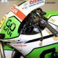 Gresini bikes running tribute to Kato
