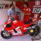 Martinez on the Ducati Desmosedici GP9