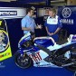 Burgess looks at Yamaha M1