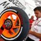 ブリヂストン、イギリスGPからフロントタイヤを新構造に変更