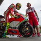 Ducati Team at Misano for two days of testing with Valentino Rossi