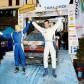 A.デアンジェリスが四輪レースで優勝