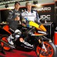 De Angelis con NGM Forward Racing nel 2012