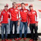 Ducati Team 2014 project presented at Munich's Audi Forum