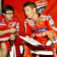 Ducati Marlboro pair to continue work on base settings