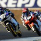 The FIM CEV Repsol arrives at the Barcelona-Catalunya Circuit