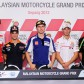 Malaysian Motorcycle Grand Prix: la conferenza stampa