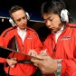 Aragon Grand Prix Nachbesprechung mit Masao Azuma