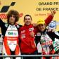 Gileras historisches Doppel-Podium in Le Mans