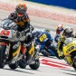 Fine line in Moto2 title fight as action heads Down Under