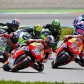 Racing numbers for the eni Motorrad Grand Prix Deutschland