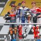 Hayden et Rossi s'en sortent bien à Jerez