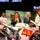 Presentación del San Carlo Honda Gresini en Milán