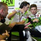 Redding back on the podium at rain-lashed Le Mans