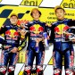 Vitória dupla para Gagne na Red Bull Rookies Cup