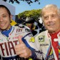 Rossi and Agostini pay Isle of Man TT visit