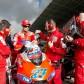 Stoner diz adeus à Ducati em Valência