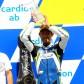 高橋裕紀、今季2度目の表彰台獲得