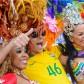 Valentino Rossi zu Besuch in Brasilien