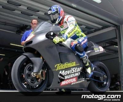 Roberts detalla los planes del equipo Suzuki en su día de descanso en Malasia