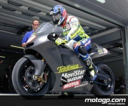 Roberts reveals all on rest day in Malaysia