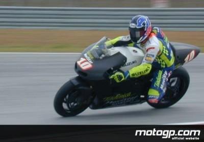 Les pilotes Suzuki et Kawasaki de retour sur le circuit de Sepang