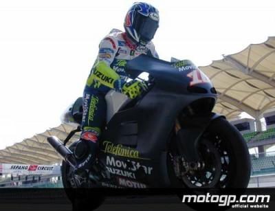 Suzuki e Kawasaki concludono la sessione di prove a Sepang