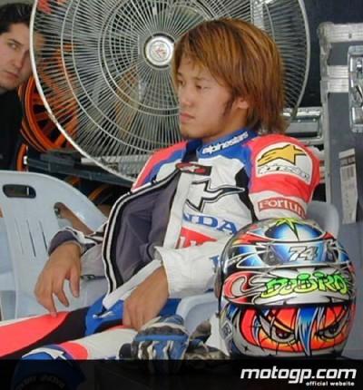 Daijiro Katoh reprend la piste a Sepang
