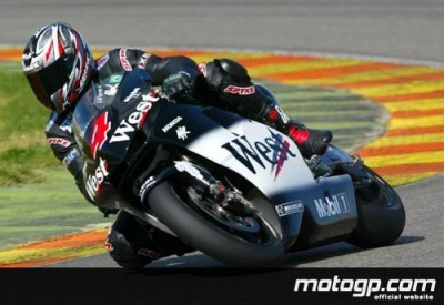 First IRTA tests of the season under way in Valencia