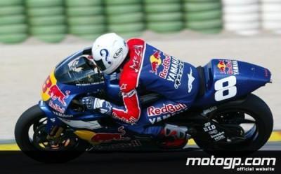 La pioggia complica la seconda giornata di prove IRTA del MotoGP