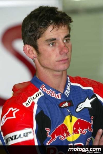 El norteamericano John Hopkins se estrena como piloto de MotoGP