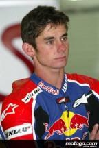 Hopkins goûte aux joies du MotoGP