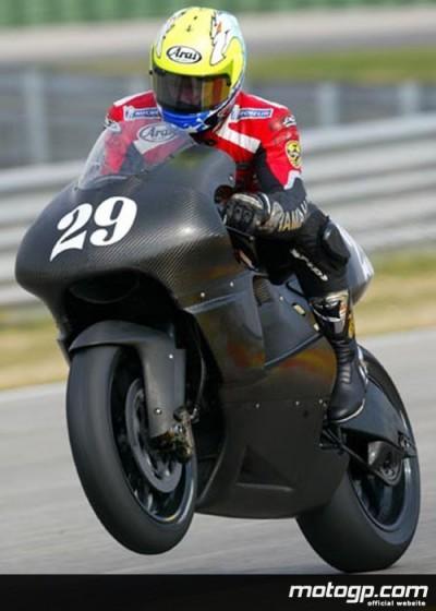 Pilotos de pruebas en MotoGP