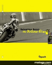 `Valentino, the Yellow Giant`, a book dedicated to the life and times of Rossi