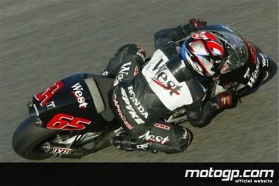 Capirossi sucede al lesionado McCoy en Estoril