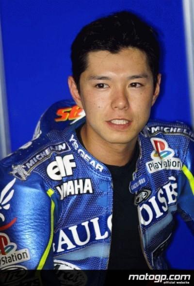 Nakano se propone pisar fuerte en la temporada 2002