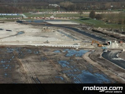 Assen upgrades on schedule