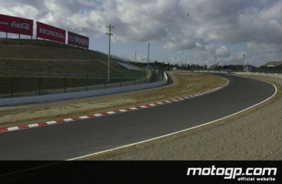 Suzuka track and facility renovations completed